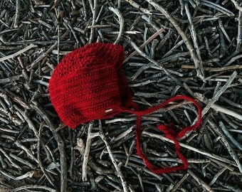 The Karlei Vintage Bonnet