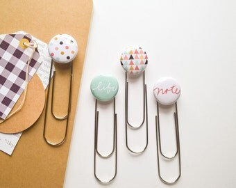 Life Note No. 1 - BIG Planner Clips