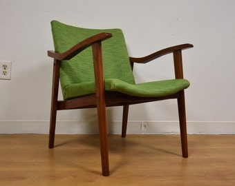 MCM Green Lounge Chair