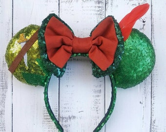 Peter Pan Inspired Ears