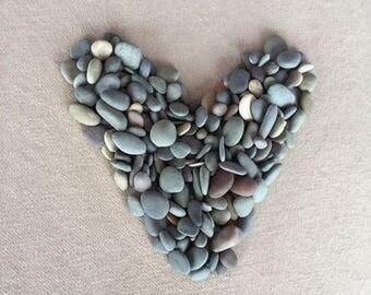 Beach Stones/ Sea Stones/ Round Stones/ Crafting Tiny Beach Stones/ Wedding Decorations/ Pebble Art/ Stone Supply/ Beach Pebbles/ Set of 250