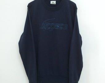 Lacoste Sweatshirt / Lacoste Sweater / Lacoste T Shirt / Lacoste Jacket / Casual / Mod /