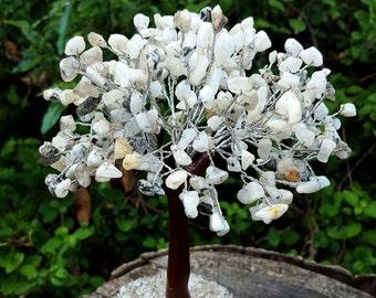 Moonstone Crystal Tree