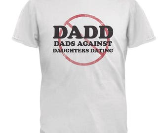 Dating Dads Sticker Daughters Against