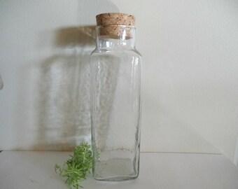 Glass Terrarium Vessel