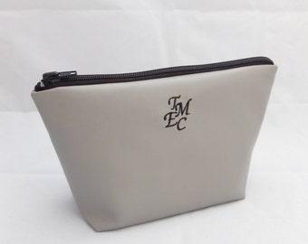 TMEC Logo Make Up Bag