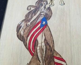 Puerto Rico justice