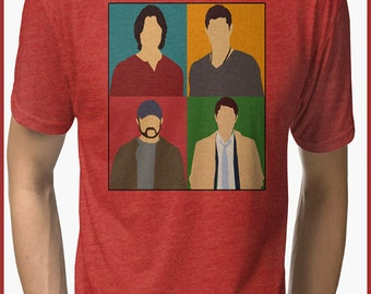 Supernatural  Tri-blend T-Shirt