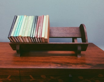Bookshelf / 'The Book Hod' / Desk Top Shelf / Desk Tidy