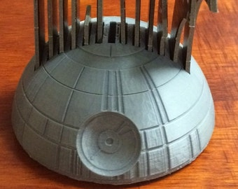 X-Wing Death Star Template Holder