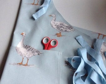 Mother goose full apron