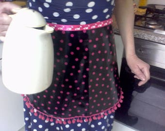 Kitchen apron.