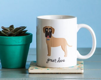 Great Dane Mug (boy)