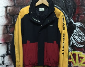 Vintage Head Sport Multicolour Outdoor Jacket