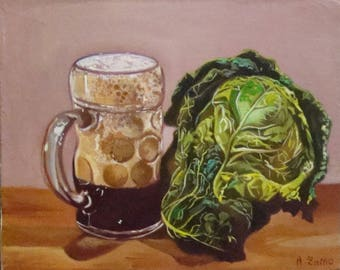 Beer and cabbage