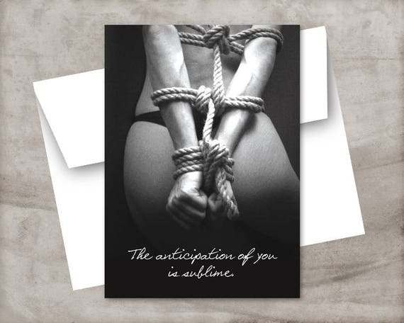 Bdsm card from submissives