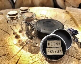 FREYJA - sandalwood, patchouli and champaka - solid perfume solid perfume