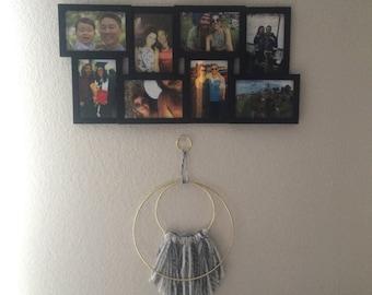 yarn wall art etsy