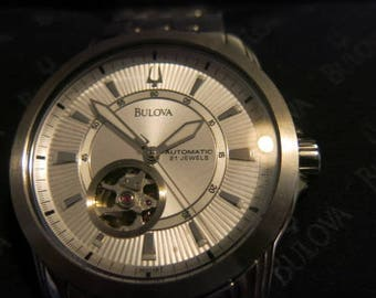 BULOVA 21 JEWEL Automatic Watch