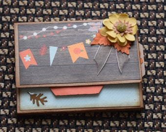Autumn Matchbook