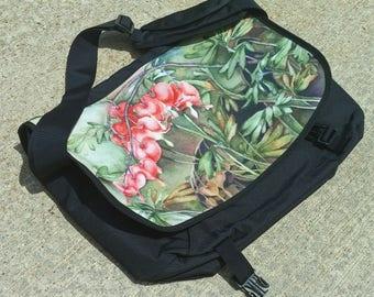 Bleeding Hearts Messenger Bag