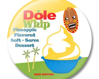 2.25 Inch Dole Whip Button