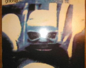 Peter Gabriel - Security GHS-2011 Vinyl Record LP 1982