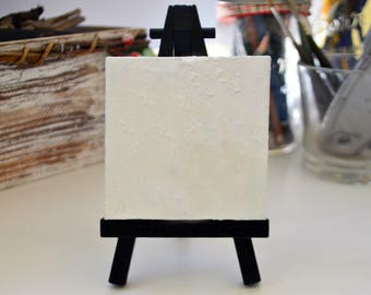 Custom Mini Painting with Easel