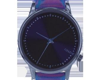 Estelle Iriscent Cobalt