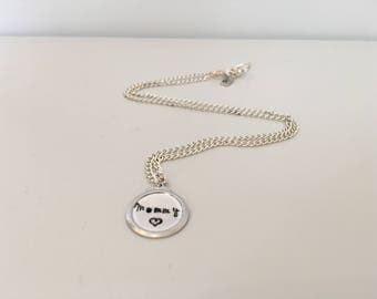 Lovely Mommy Charm Necklace (Mother's Day Collection)