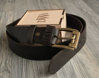 Father of the Bride Gift,Wedding Day Gift for Groom,Personalized Belt Leather,Bride's Gift to Dad,Groomsmen Gifts,Leather Belt,Monogram Belt
