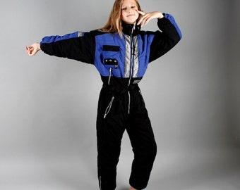 Skianzug vintage etsy de - Hipster anzug ...