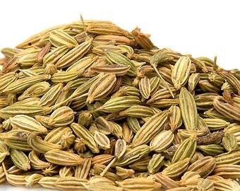 Fennel seeds organic, NON GMO , NO synthetic pesticides