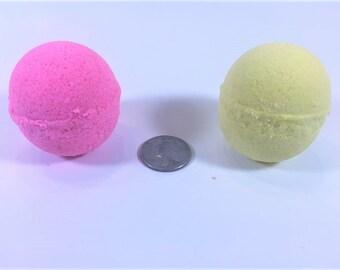 Small Bath Bombs.
