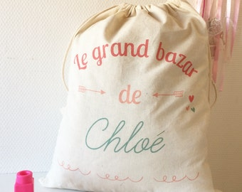 Grand Bazaar - customizable girl bag