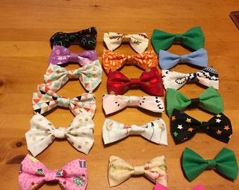 Bows or headbands