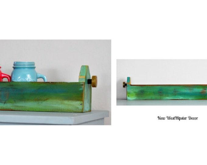 Custom Mason Jar Wooden Box