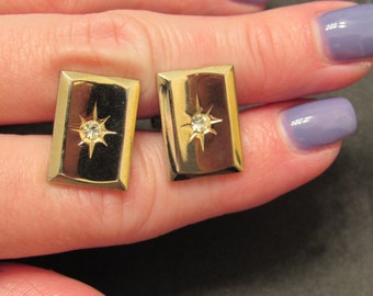 1940/50 Vintage Mad Men Cufflinks - perfect for weddings, anniversaries or any special day!
