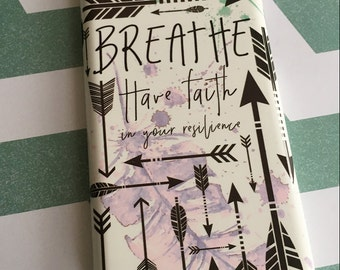 Breathe, Have Faith Phone Case | iPhone6/6s Case | iPhone6 Plus Case | iPhone 7 Case | iPhone 7 Plus Case