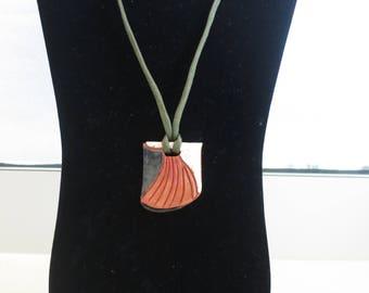 Ceramic jewelry, Unique Ceramic Pendants