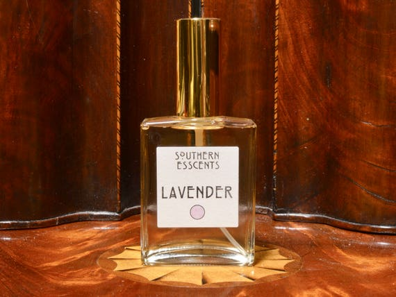 how to make lavender perfume from fresh lavender