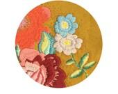 Retro Rose Fine Art Print