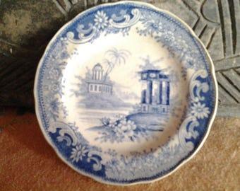 Morea pattern by J Goodwin Potteries England, circa 1878