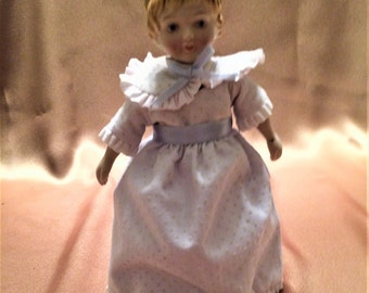 Vintage Avon Porcelain Collector Doll 1983