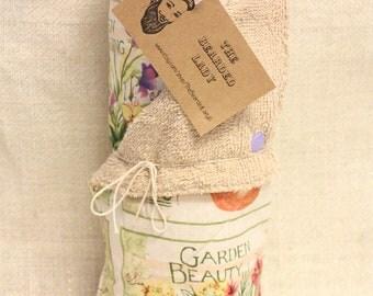 Floral Garden Unpaper Towels