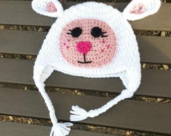 Lil Lamb Hat
