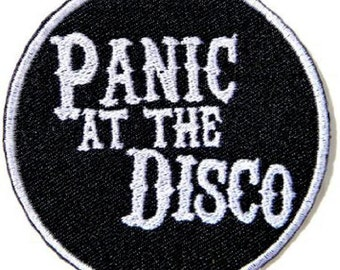 """Shop """"panic at the disco"""" in Craft Supplies & Tools"""