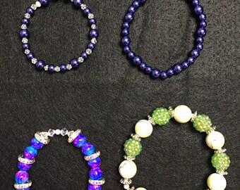 Elastic bracelets