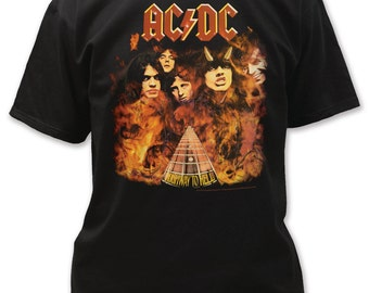 AC/DC Highway to Hell T-Shirt (ACDC46)