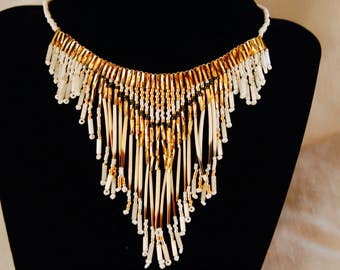 Dior Quill Necklace